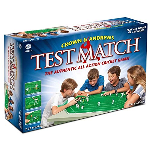 Test Match Cricket - The Authentic All Action Cricket Game