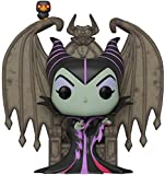 Pop! Deluxe: Villains- Maleficent onThrone