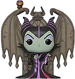 Pop! Deluxe: Villains- Maleficent onThrone
