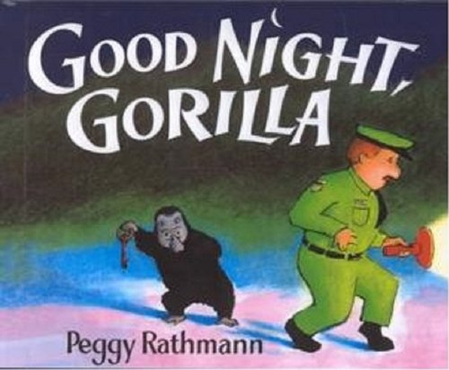 Good Night, Gorilla (Turtleback School & Library Binding Edition) (Picture Puffin Books)