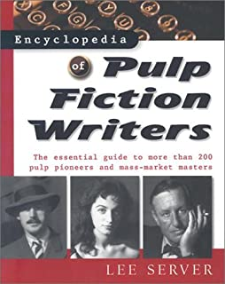 Encyclopedia of Pulp Fiction Writers (Facts on File Library of American Literature)