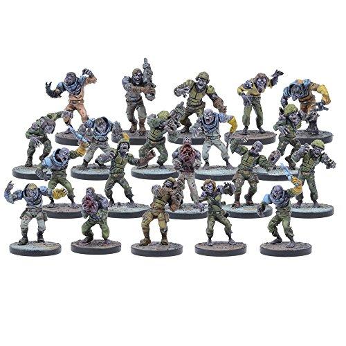 Warpath / Deadzone : Plague Zombies