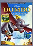 Dumbo (Two-Disc 70th Anniversary Edition Blu-ray / DVD Combo Pack in DVD Packaging)...
