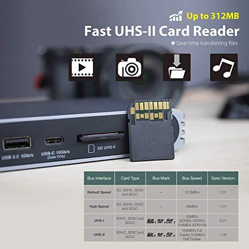 51C8W3NwHzL-「Caldigit USB-C/Thunderbolt 3 HDMI Dock」をレビュー。Chromebookでも使える万能ドック