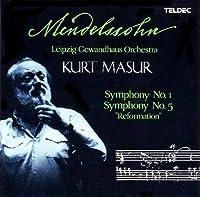 Symphony No. 1 / Symphony No. 5- Reformation