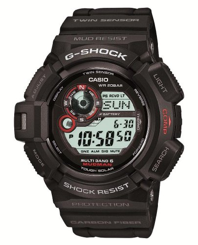 Casio G-shock Mudman Multiband6 Japanese Model [ Gw-9300-1jf ]