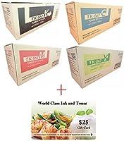 WCI © Best値パック®のすべて( 4)純正kyocera-mitaブランドtk-867トナーカートリッジ+ A Free $ 25ギフトカードレストラン。(各1のBK / CY / MG / Ye tk867) for : kyocera-mita TASKalfa 250ci / 300ciシリーズ。