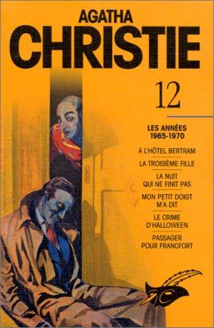 Agatha Christie, tome 12