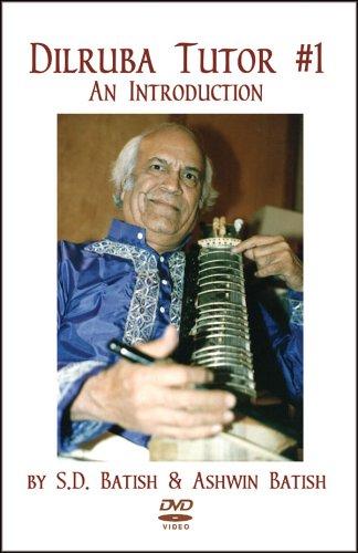 Dilruba Tutor #1 - An Introduction (DVD)