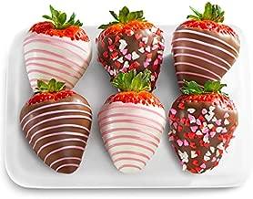 6 Love Berries Chocolate Covered Strawberries