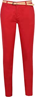 Top Secret Women's Chino Pants