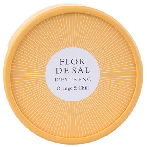 Flor de Sal mit Orange & Chili