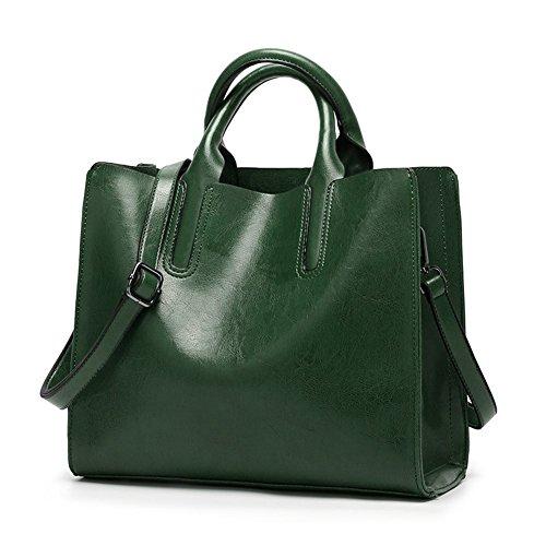 Handtaschen Damen Lederimitat Umhängetasche Designer Taschen Hobo Taschen groß Mit Quasten Braun