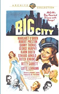 Big City by Margaret O'Brien