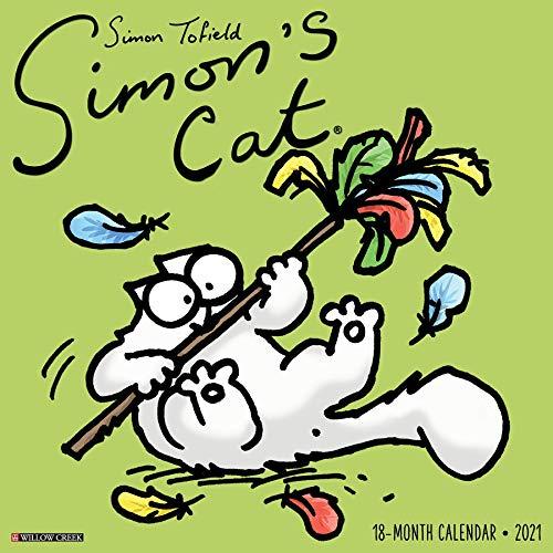 Simon's Cat 2021 Calendar