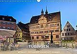 Tübingen - fotografiert von Michael Allmaier (Wandkalender 2021 DIN A3 quer)