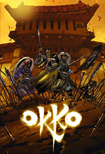 Okko: The Cycle of Earth #3 (of 4) (Okko Vol. 2: The Cycle of Earth) (English Edition)