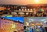Billetera de viaje 3 días para 2 en 3 hoteles de Marketa en la capital checa de Praga