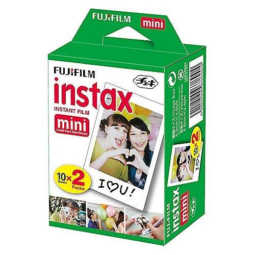 Fujifilm instax mini film, 2 x 10 fotopapier