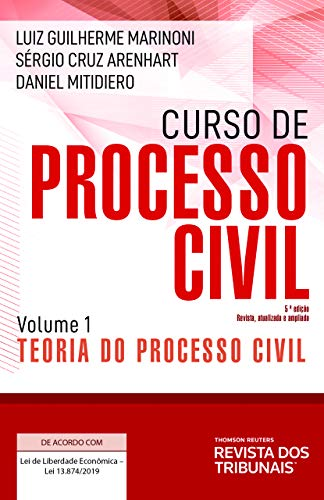 Curso de processo civil : teoria do processo civil, volume 1