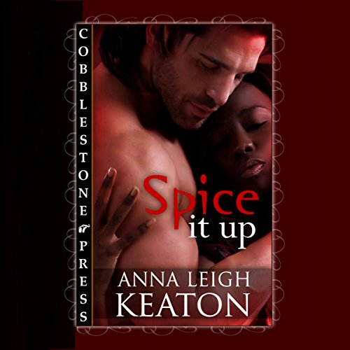 Spice It Up audiobook cover art