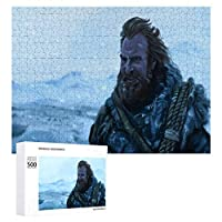 Game of Thrones ジグソーパズル 1000ピース 絵画 学生 子供 大人 向け 木製パズル TOYS AND GAMES おもちゃ 幼児 アニメ 漫画 プレゼント 壁飾り 無毒無害 ギフト