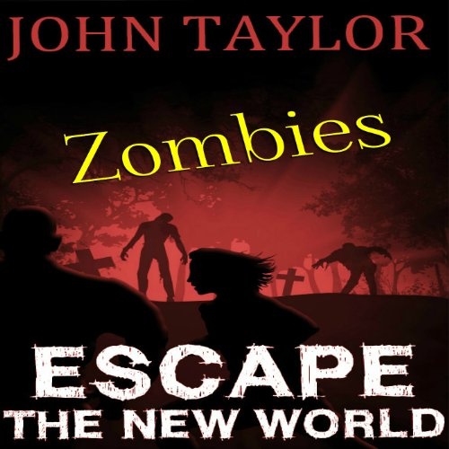 Zombies: Escape audiobook cover art