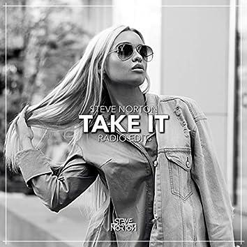 Take it  (Radio Edit)