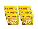 Maggi Topfinito Kartoffelsuppe mit Würstchen: fertige Kartoffelsuppe mit Fleisch & Gemüse, für...