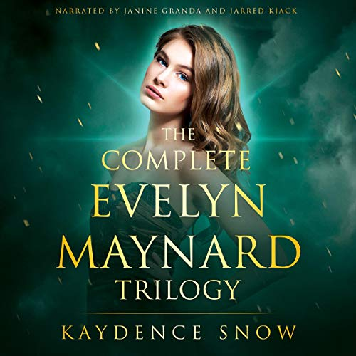 The Complete Evelyn Maynard Trilogy cover art