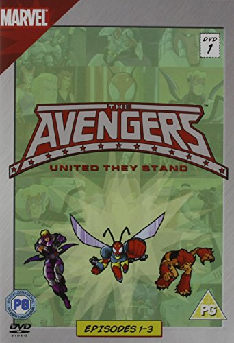 The Avengers: United They Stan [DVD]
