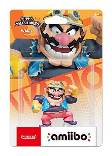 Amiibo Wario – Super Smash Bros. series Ver. [Wii U]Amiibo Wario – Super Smash Bros. series Ver. [Wii U] [Japanische Importspiele] - 2