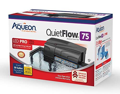Aqueon Quiet Flow LED Pro Aquarium Power Filters