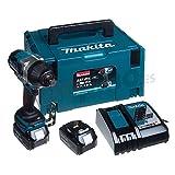 Makita DTW1001RTJ Brushless - Llave de impacto 1050Nm, inserción 3/4', 2 baterías...