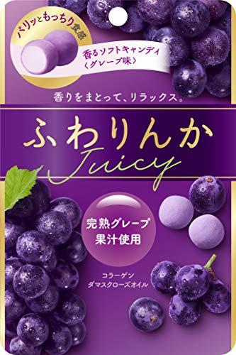 クラシエ ふわりんかジューシーグレープ味 32g ×10袋