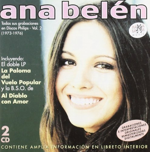 todas sus grabaciones para philips vol.2 by ana belen