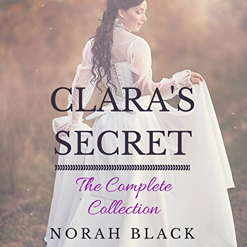 Clara's Secret: The Complete Collection audiobook cover art