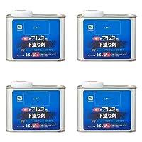 カンペハピオ 油性アルミ用専用下塗り剤 0.5L 4缶セット
