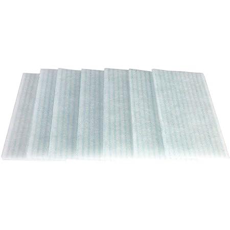 HIGIEMED/® 160 spugne saponose monouso in schiuma 12x20x1 scatola con 8 sacchetti da 20 unit/à
