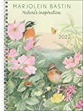 Marjolein Bastin Nature s Inspiration 2022 Monthly/Weekly Planner Calendar