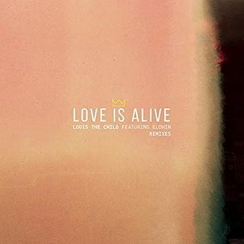 Love Is Alive (Remixes)