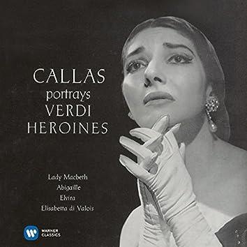 Callas portrays Verdi Heroines - Callas Remastered