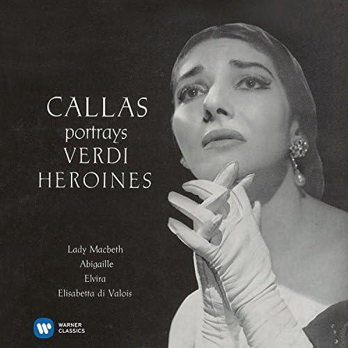 Maria Callas feat. Nicola Rescigno, Philharmonia Chorus & Philharmonia Orchestra