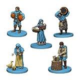 Mayfair Games Europe Agricola Game Expansion: Azul (5 Personajes), Multicolor (Pegasus Spiele 1)