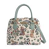 Signare Tapestry Handbag Satchel Bag Shoulder...
