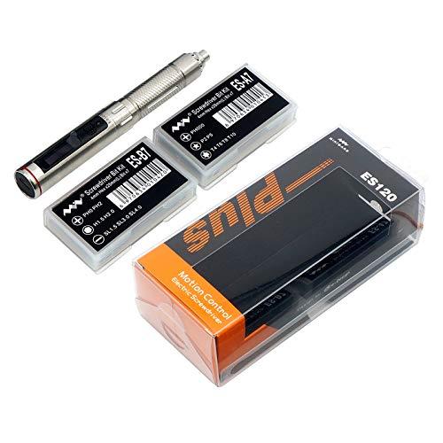 LOVIVER ES121 Mini Electric Screwdriver Rechargeable Cordless Power Repair Tool Kit