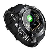 NAVIFORCE L11 Reloj Inteligente Pulsera Deportiva Rastreador Monitor de Ritmo Cardíaco Sueño Inteligente Recordar la Pulsera de la Aptitud para Android iPhone
