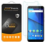 (2 Pack) Supershieldz for BLU (Vivo X) Tempered Glass Screen Protector, Anti Scratch, Bubble Free