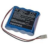vhbw Batería reemplaza Atmos 637145600125 para tecnología médica como bomba de succión de emergencia (6800mAh, 7.4V, Li-Ion)