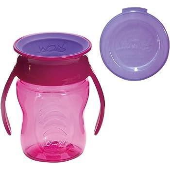 ベルニコ Wow Cup ベビー ベビーマグ ピンク